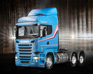Scania comemora 60 anos de Brasil
